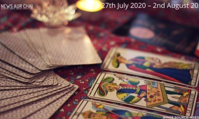 Tarot Reading 27th July 2020 – 2nd August 2020