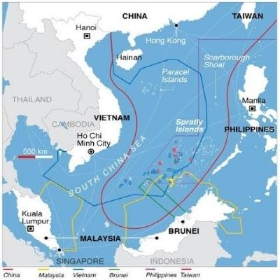 Tensions Between US And China Inflate Concerning South China Sea