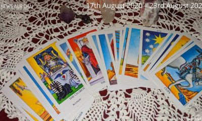 Tarot Reading 17th August 2020 – 23rd August 2020