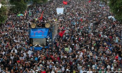 Thailand Use Emergency Decree To Bans Public Gathering After Protest Escalate