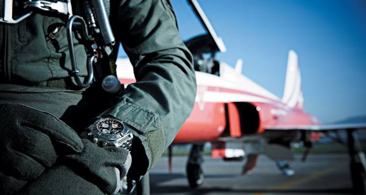 Breitling Suisse 50th Anniversary