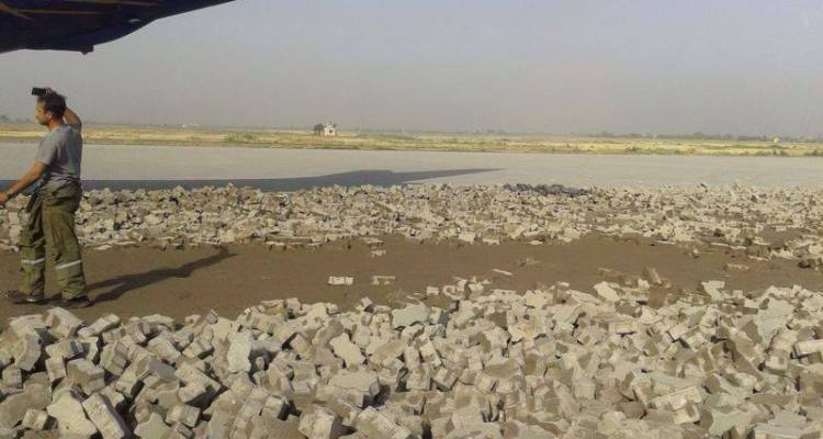 Shaheen Air - Teste de Motores que correram mal - 4