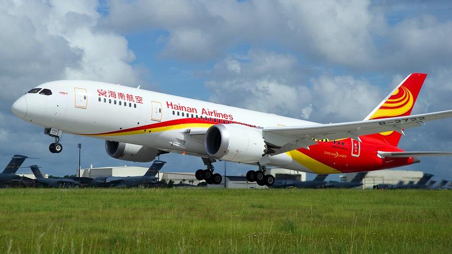 """Hainan Airlines reforça """"internacionalização"""" de comissários de bordo 6e702181d6b48"""