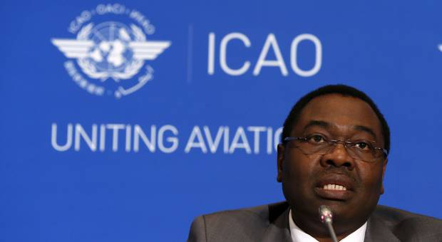 Olumuyiwa Benard Aliu, presidente da ICAO