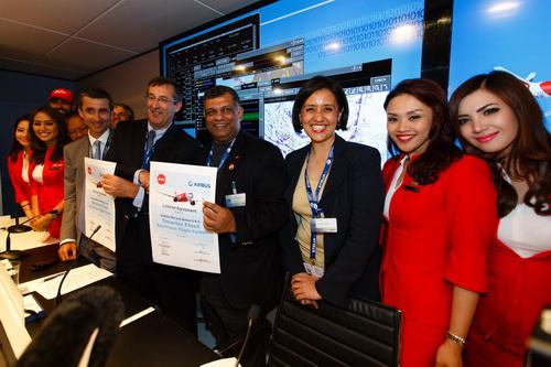 Air Asia - Smarter-Airbus-Fleet-Electronic-Flight-Folder