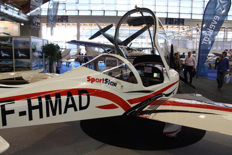 EVEKTOR - Aero EXPO2014 - SportStar RTC