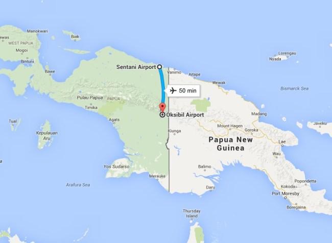 Trigana Air Map_Crash_ATR PK-YRN 800px