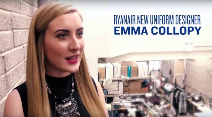 Ryanair Emma Collopy