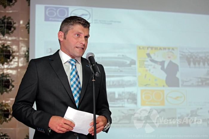 Michael Hutzelmann - Director geral de vendas para Portugal