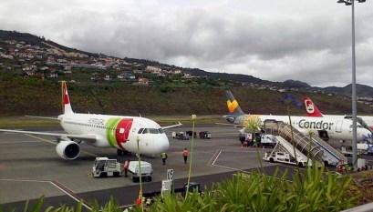 Newsavia Vento Abrandou No Aeroporto Da Madeira Avioes Ja