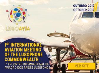 Lusoavia - 1ºeventos internacional de Aviação dos Países Lusófonos