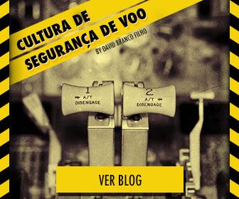 Cultura de Segurança de Voo por David Branco Filho