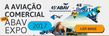 Eventos 2017 - Aviação Comercial na ABAV EXPO 2017