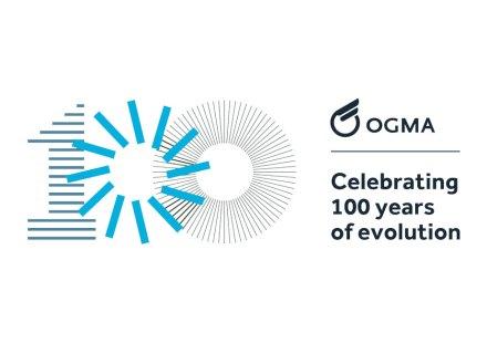 Logo Centenário OGM