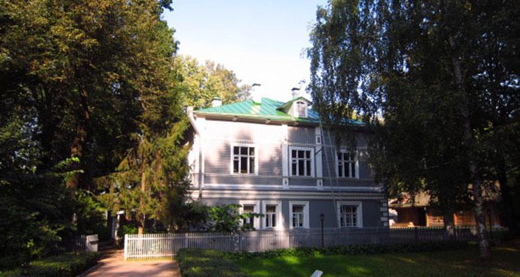 casa de campo de Tchaikovsky – Klin