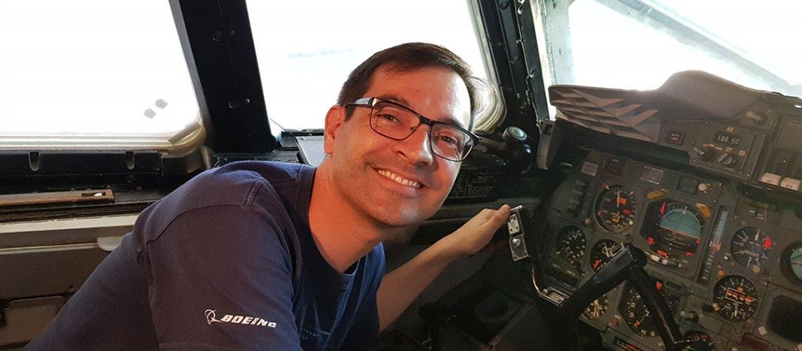 Blog do Enderson Rafael - Uma tarde quase supersónica