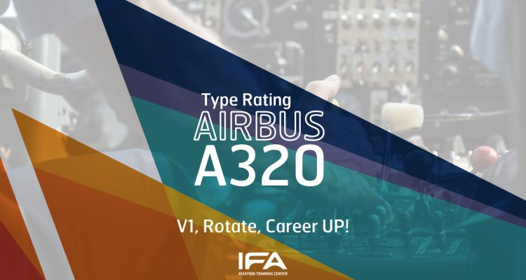 Type Rating Airbus A320 V1, Rotate, Career Up!