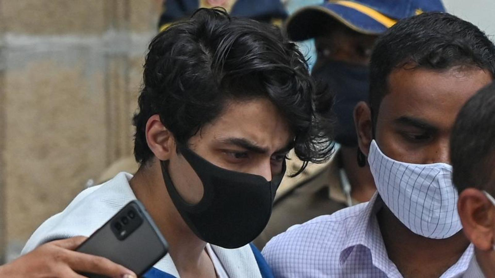 NDPS court rejects Aryan Khan's bail application in drugs' case