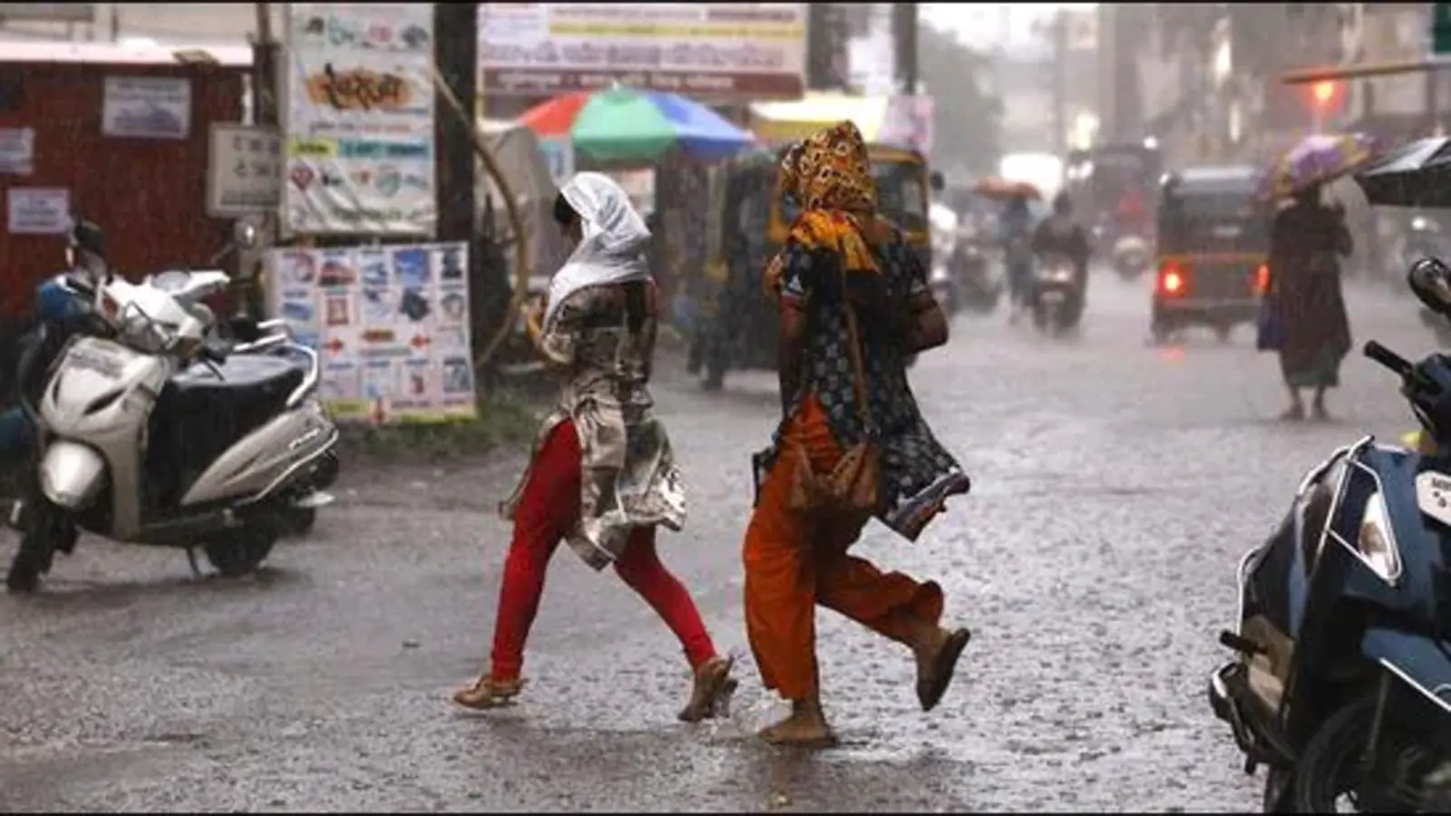 Rainfall likely over North-West India on October 16, 17