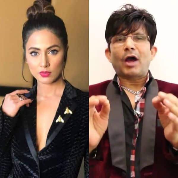 केआरके के ट्वीट पर हिना खान की दिलकश प्रतिक्रिया ने हमारा दिल जीत लिया, कहते हैं, 'अच्छे काम को स्वीकार करने के लिए लोग काफी स्मार्ट होते हैं'