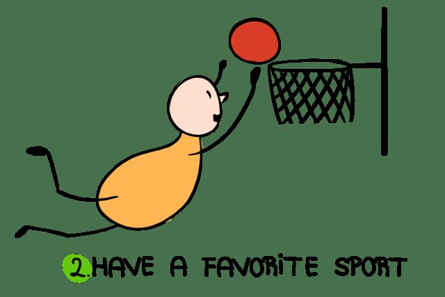 एक पसंदीदा खेल है