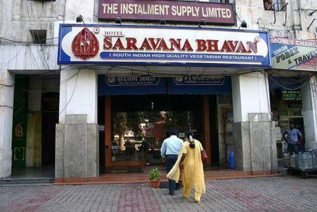 Saravana-भवन-दक्षिण भारतीय-रेस्तरां-delhi_image
