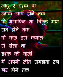 true shayari whatsapp photo status in hindi 9