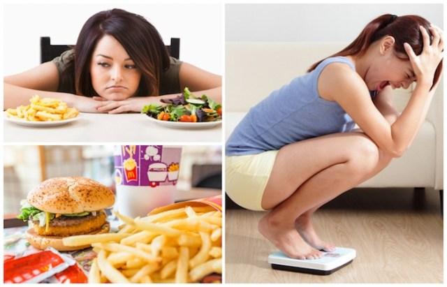 कैसे अपने वजन घटाने में बाधा नहीं है
