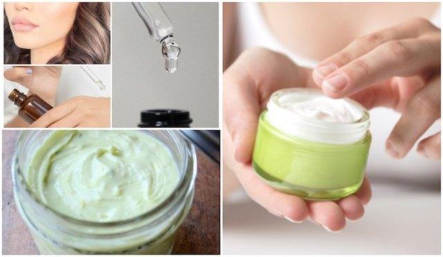 सुस्त त्वचा के लिए स्किनकेयर उत्पादों में सुपर मॉइस्चराइजिंग सामग्री