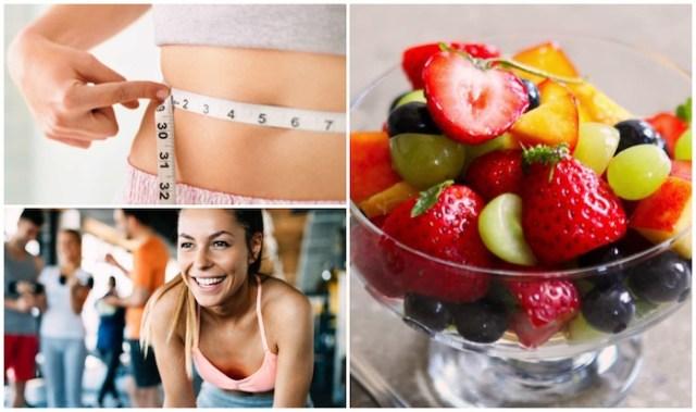 स्वस्थ भोजन लेकिन फिर भी वजन कम नहीं