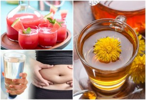Remedies to Reduce Water Retention