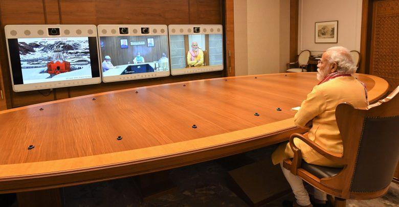 PM reviews Kedarnath project