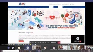 CSIR Aarogyapath launched