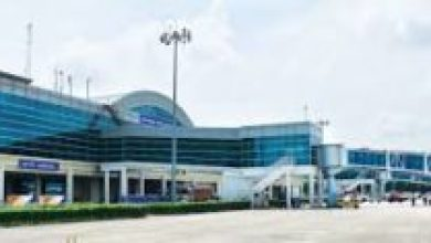 Enhanced security of airport urged