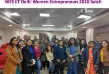 Women prepare for entrepreneurship journey