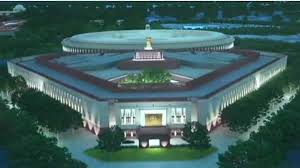 PM lays foundation stone of New Parliament Building