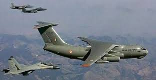 Indo-French Exercise Desert Knight-21 from January 20 to 24
