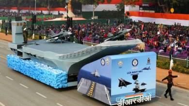 DRDO at Republic Day Parade 2021
