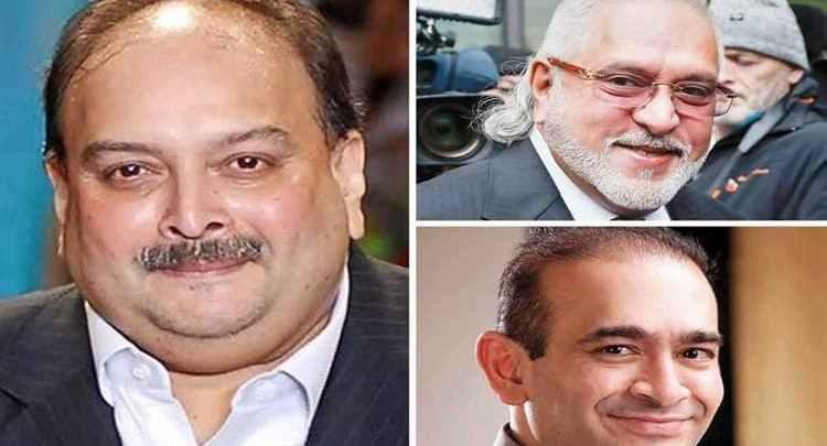 ED transfers seized assets of over Rs 9,371 crore from Vijay Mallya, Nirav Modi & Mehul Choksi to Public Sector Banks