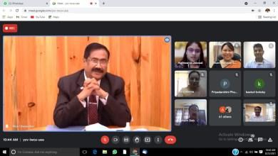 10-Day International Online Workshop Begins