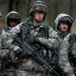 There are as many National Guard members activated in the US as there are active duty troops in Iraq, Syria and Afghanistan