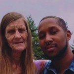 Man defends girlfriend 37 years older than him. Trolls say she looks like his granny