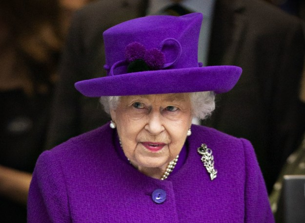 Queen Elizabeth II indicates her 94th birthday