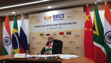 India hosts First Meeting of BRICS Finance and Central Bank Deputies