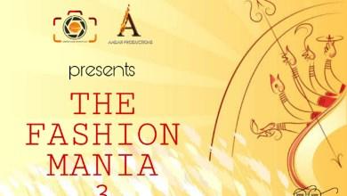 "AADAR Productions"" and ""Saanj"" presents ""The Fashion Mania 3"""