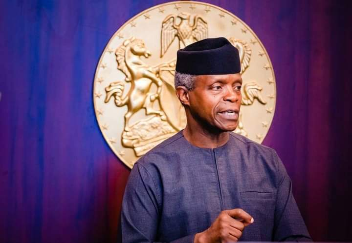 'Osinbajo currently under intense pressure to resign'