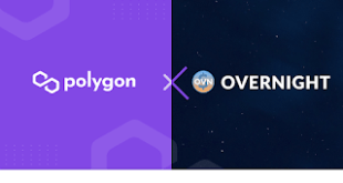 """Overnight (""""OVN"""") is launching on Polygon, dramatically simplifying stablecoin cash management"""