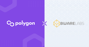 Bware Labs is launching on Polygon!