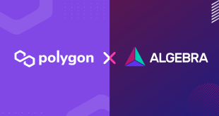 Algebra DEX has received a development grant from the Polygon Foundation
