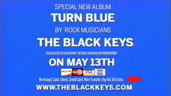 Turn Blue Promo